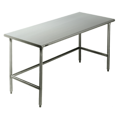 Solid Top Cleanroom Table